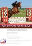 British Showjumping Club Shows this Weekend...........