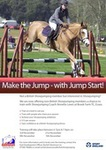 British Showjuming 'Jump Start' at Brook Farm, Essex