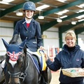 Tammy Hayes Wins at Houghton Hall, Cambridgeshire!