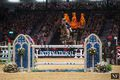 Scott Brash and Ursula runners up in World Cup class at Olympia, The London International Horse Show