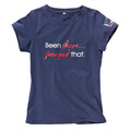 The British Showjumping Derby Skinny Fit T-Shirt is available