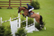 New world ranking class at the Equestrian.com Hickstead Derby Meeting