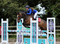 Imogen Marmont Wins Blue Chip Pony Newcomers Second Round at Church Farm Equestrian
